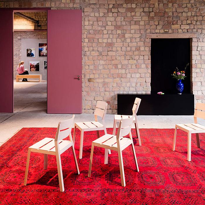 Blick in einen Meetingraum von Ruths Berlin